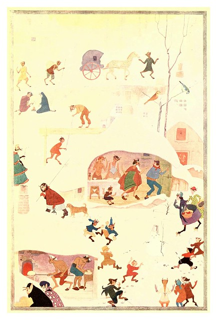 014-Folk tales of Flanders (1918)- Jean de Boschère