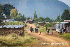 Lesotho - Malealea I