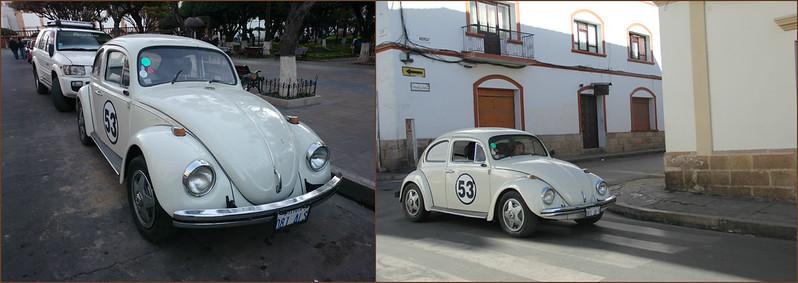 Herbie, Sucre