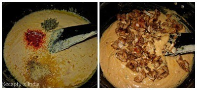 Murgh makhani / Butter chicken