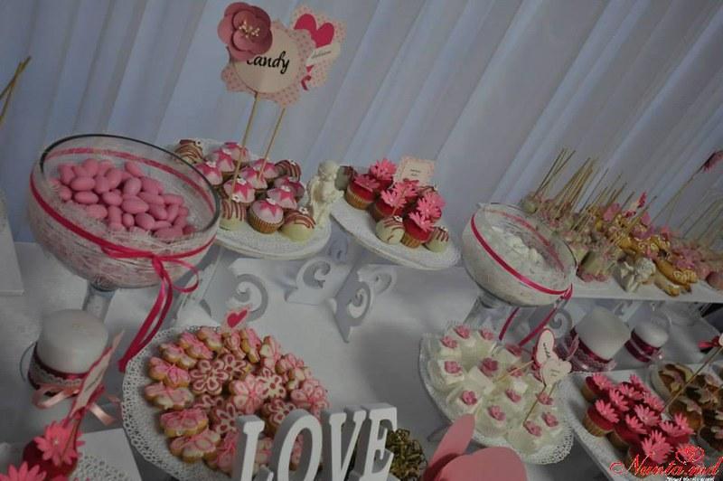 Ideal Decor  > Фото из галереи `Свадьба в розовом !!!`