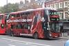Arriva London North Borismaster LT 209 (LTZ 1209), Angel 30/10/2014