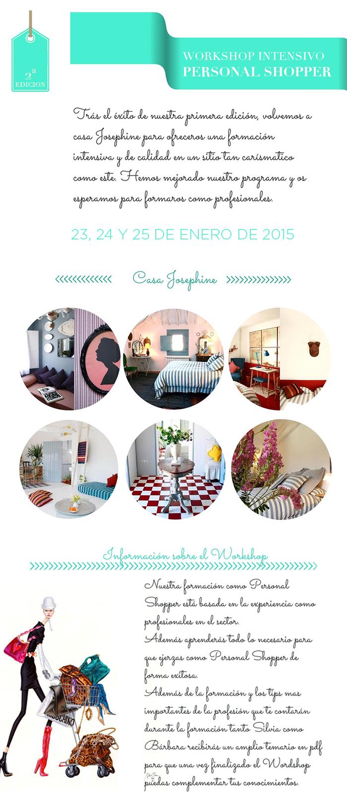 barbara crespo personal shopper workshop intensivo masterclass sorzano la rioja fashion blogger blog de moda