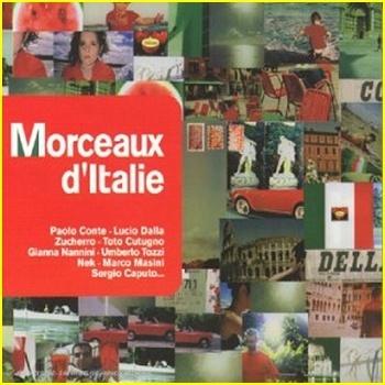 Various - Morceaux d'Italie - 1998 - 320Kbps