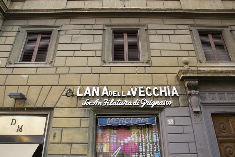 Lana della Vecchia Roma