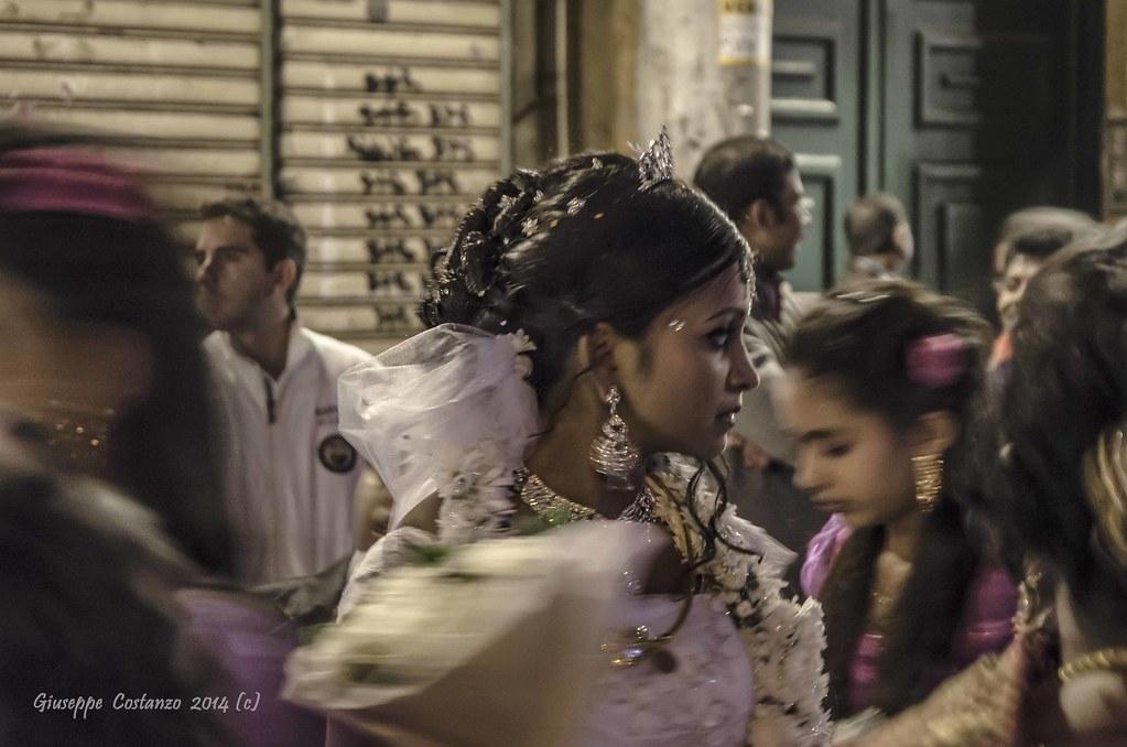 La sposa.../ The bride...