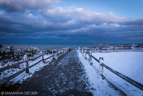 snow ma flickr capecod massachusetts newengland atlanticocean canonef1740mmf4lusm eastham nausetlightbeach canoneos6d samanthadecker