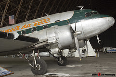 N56V - 33153 16405 - Tillamook Air Museum - Douglas C-47B Skytrain DC-3 - Tillamook Air Museum - Tillamook, Oregon - 131025 - Steven Gray - IMG_7922