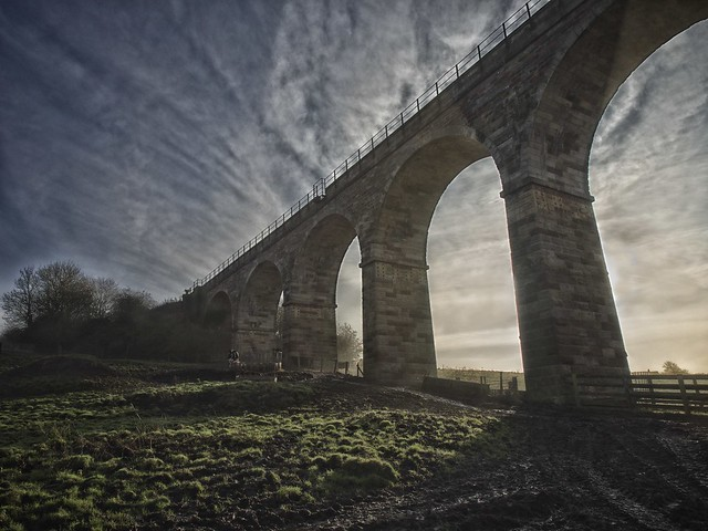 Burnton Viaduct.