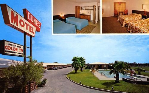Dunes Motel Corpus Christi TX