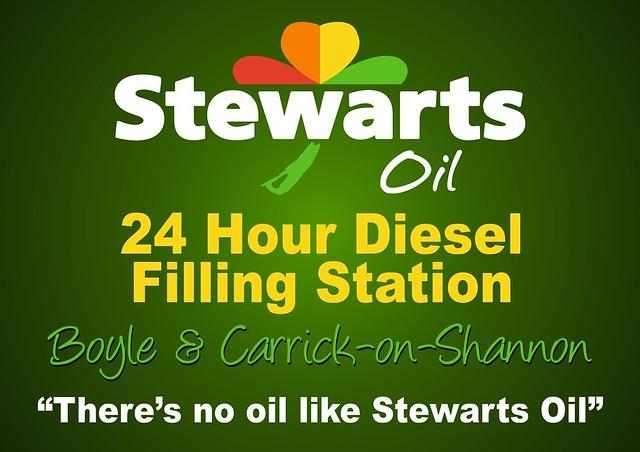 Stewarts Oil 24 hour