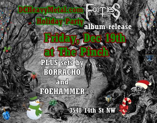 Fortress album release show