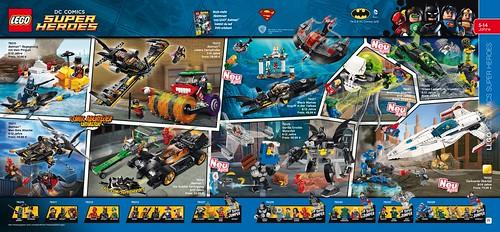 LEGO catalog 2015 DE 70-71 DC
