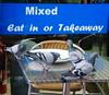 Eat In or Take Away