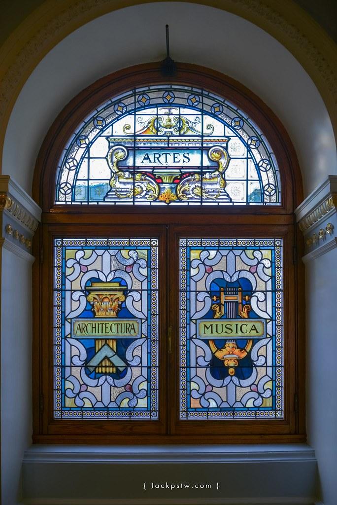 卑斯省議會大樓 ( BC Parliament Bidgs )內部