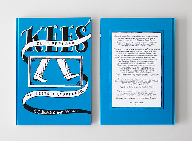 book cover kees de tippelaar dudok de wit