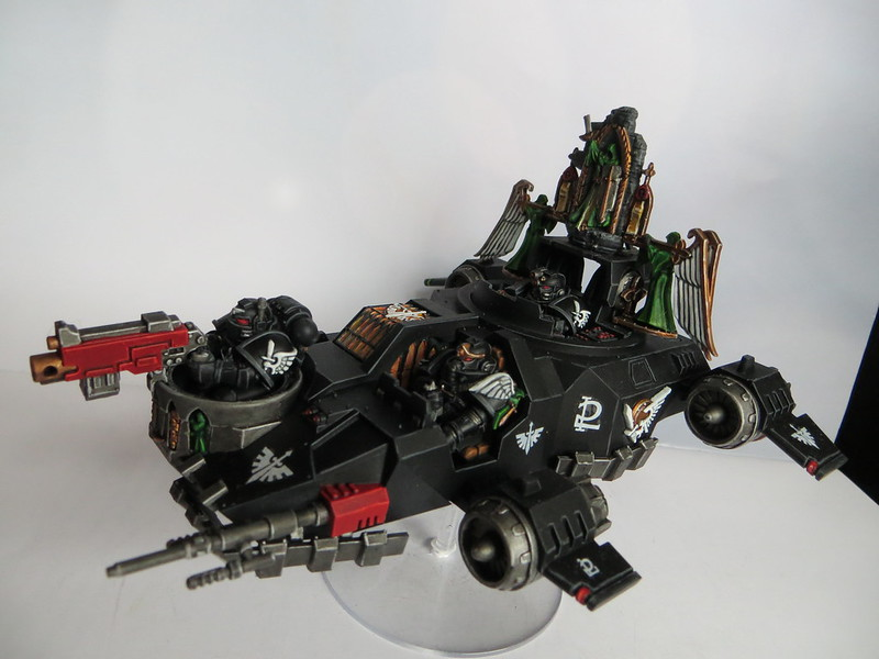 Dark Angels - Dark Shroud