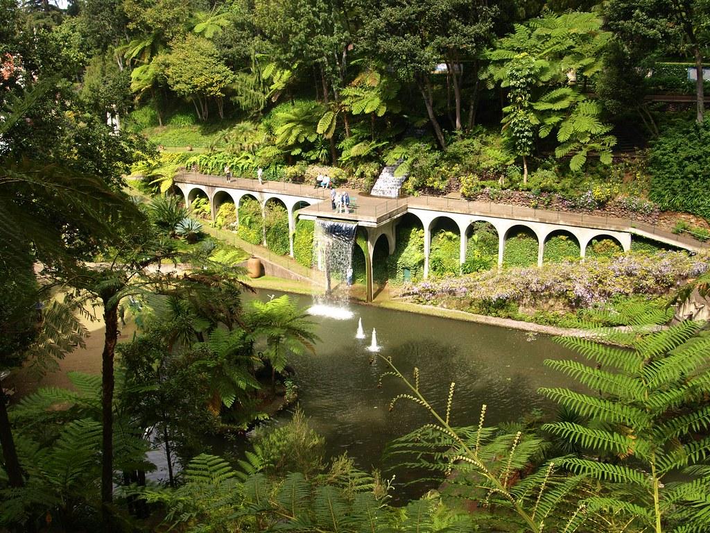 Tropical Gardens, Monte