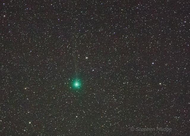 Comet C 2014 Q2 (Lovejoy), 19 December 2014