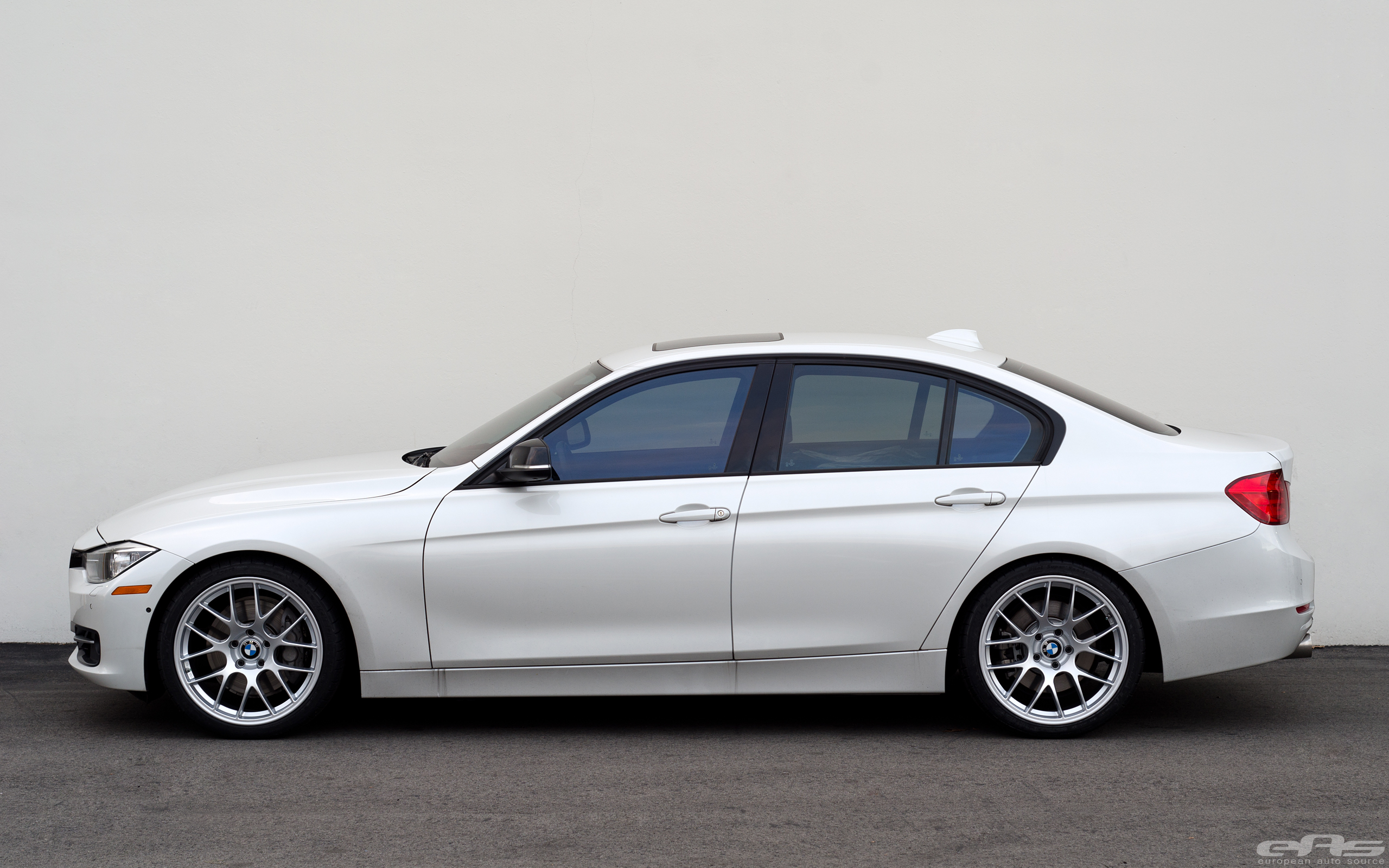apex ec 7 wheels installed on a mineral white f30 bmw. Black Bedroom Furniture Sets. Home Design Ideas