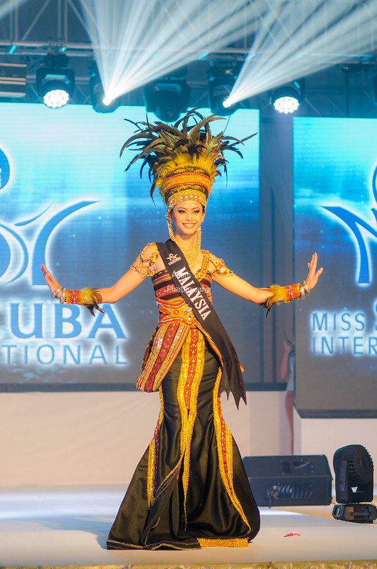 Miss Scuba International 2014- Joanne Kimberly Majalap/kimmy