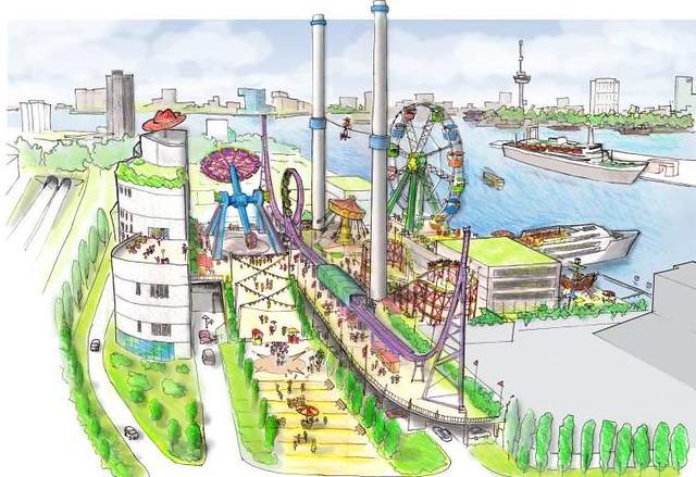 Rotterdam speelstad impressie 2