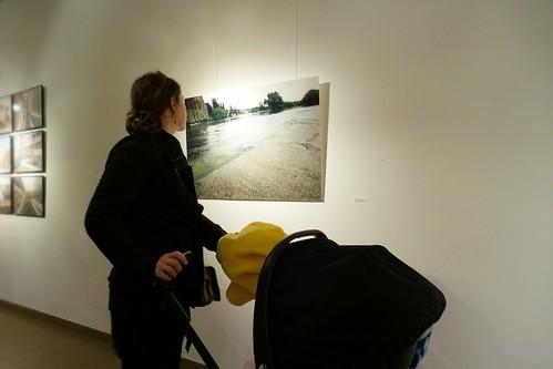 Una foto di Cassano d'Adda in mostra