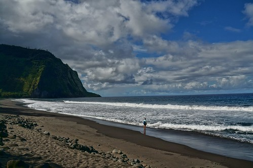 beach blacksand hawaii waipiovalley waipiobeach kukuihaele turtleslava2014