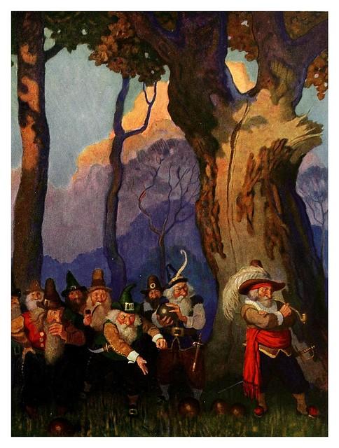011-Rip Van Winkle-1921- ilustrado por NC Wyeth