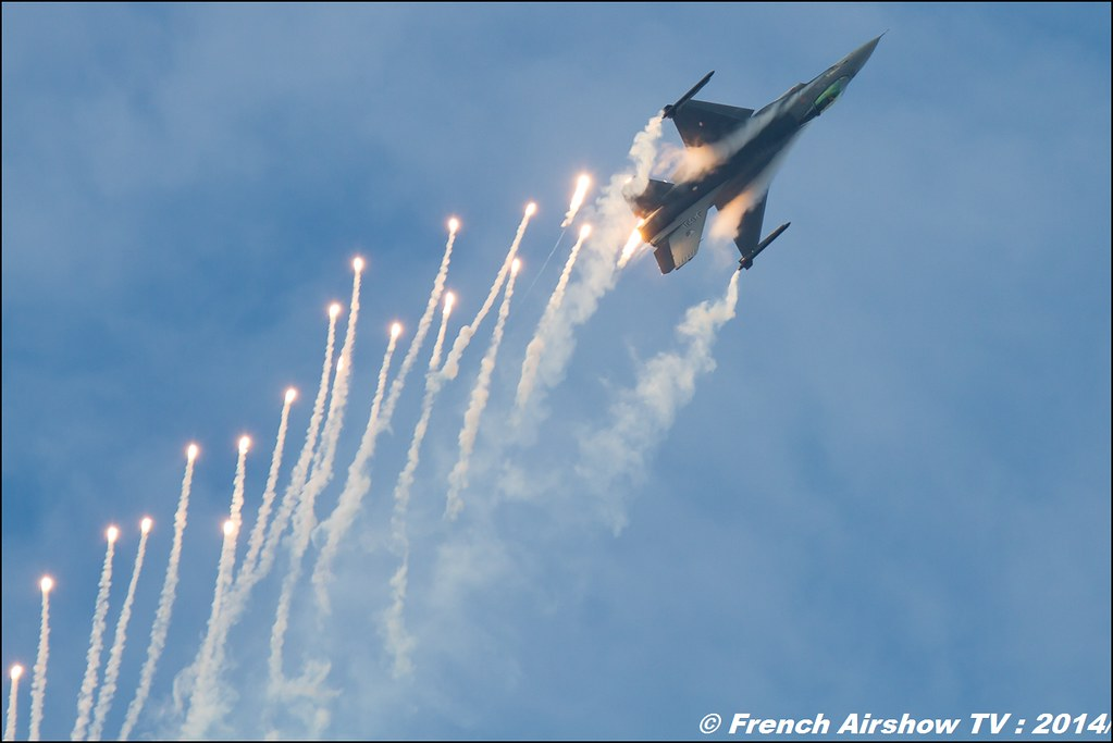 F-16 Royal Air Force des Pays-Bas AIR14 PAYERNE 2014