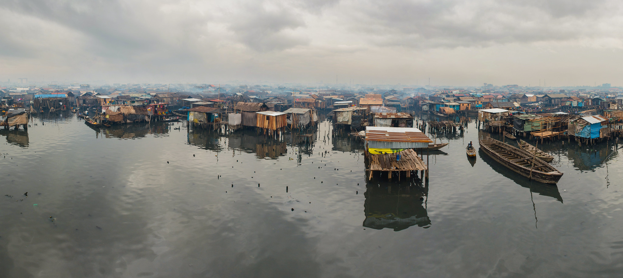Makoko Panorama