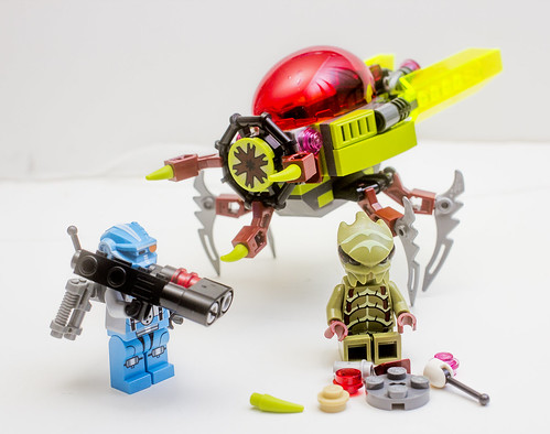 life in plastic: LEGO GALAXY SQUAD – Space Swarmer (70700 ...