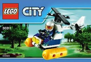 LEGO City 30311