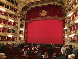 תמונה של Teatro alla Scala ליד Milano. italy ballet milan milano lascala