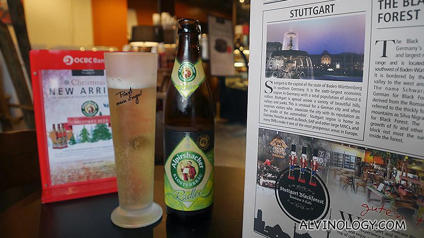 [Promo Code Inside] German Delights @ Stuttgart Blackforest Boutique S-Cafe - Alvinology
