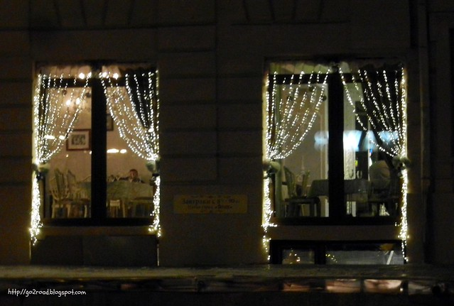 Киев на Новый год