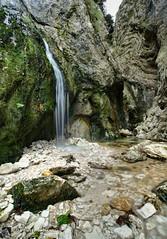 Spaccatura delle Lecce (Parco reg.le Monte Cucco - Umbria)