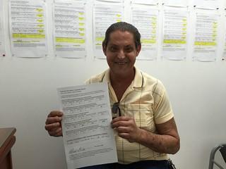 Octavio Gomez, Municipal Credit Service Corp