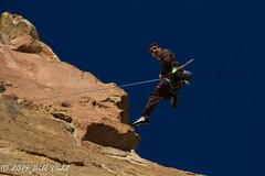 Smith Rock Climber 1