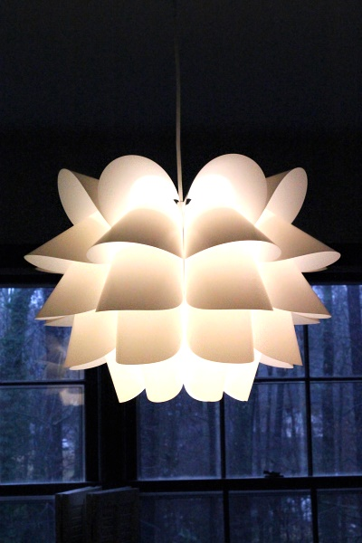 New lamp, 2