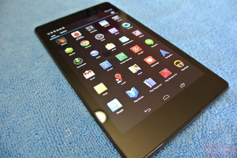 Nexus 7 sản phẩm tablet tốt cho người dùng - 57494
