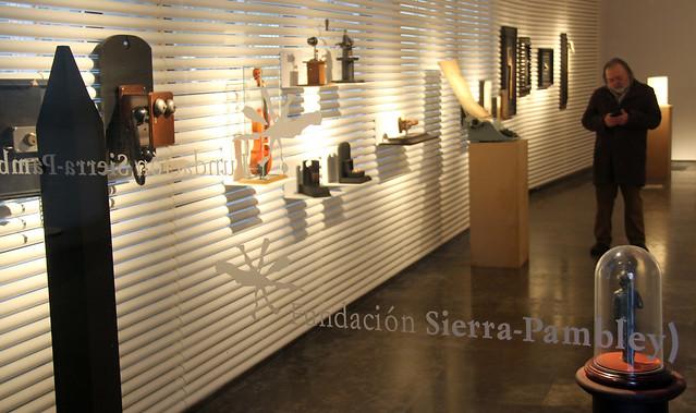 ÚTILES INÚTILES - EXPOSICIÓN DE JUAN CARLOS URIARTE EN LA FUNDACIÓN SIERRA PAMBLEY