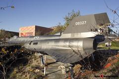 60-6927 - 124 - Lockheed A-12 Blackbird TA-12 Titanium Goose - California Science Center - Los Angeles, California - 141223 - Steven Gray - IMG_5861