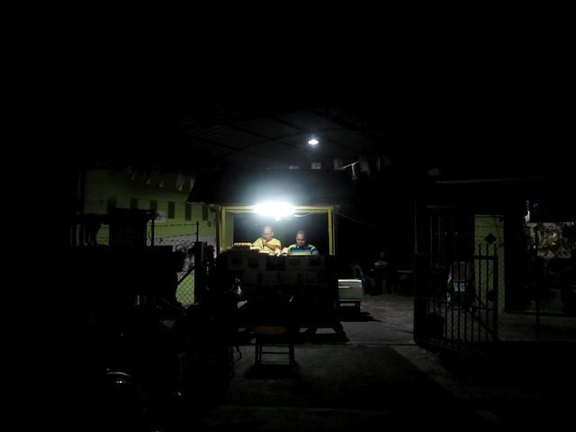 Bandong burger stall 1