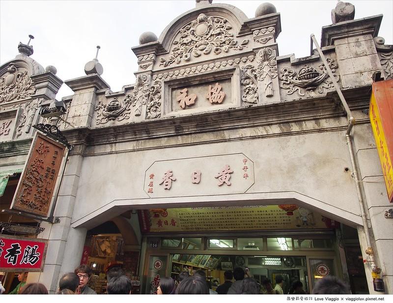【桃園 Taoyuan】大溪老街古蹟美食巡禮 華麗復古的大溪橋夜景 Daxi @薇樂莉 Love Viaggio   旅行.生活.攝影