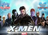 Online X-Men 50 Line Slots Review