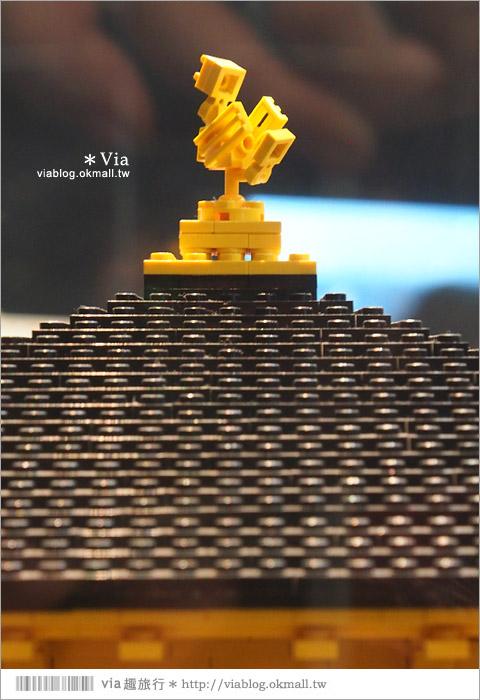 【樂高世界遺產展2014】台北樂高積木展/松山~超精彩!用樂高一日環遊全世界!9