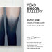 Charlotte Beaudry 2014   Pussy Bow at Yoko Uhoda Gallery