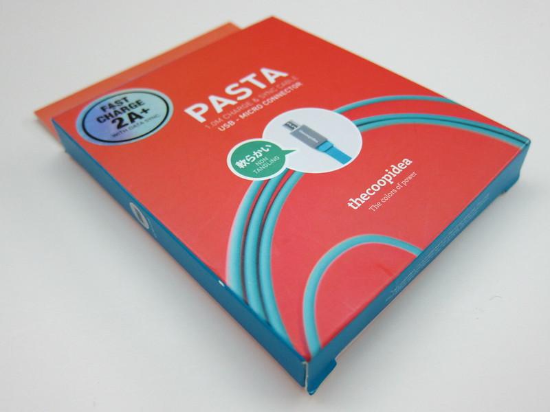 thecoopidea Pasta Micro USB Cable - Box