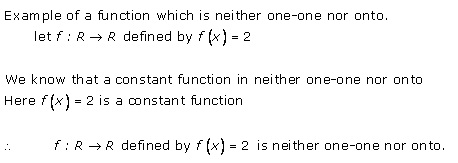 RD Sharma Class 12 Solutions Free online Chapter 2 Functions Ex2.1 Q1-iii